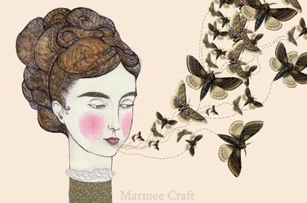 moth-speak