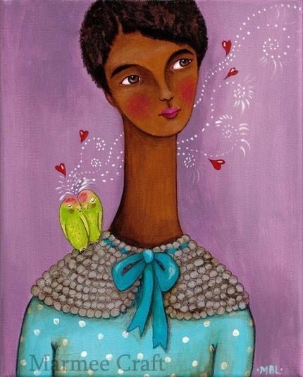wilomina-and-the-love-birds