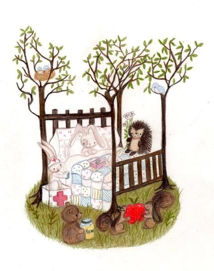 the poppy tree