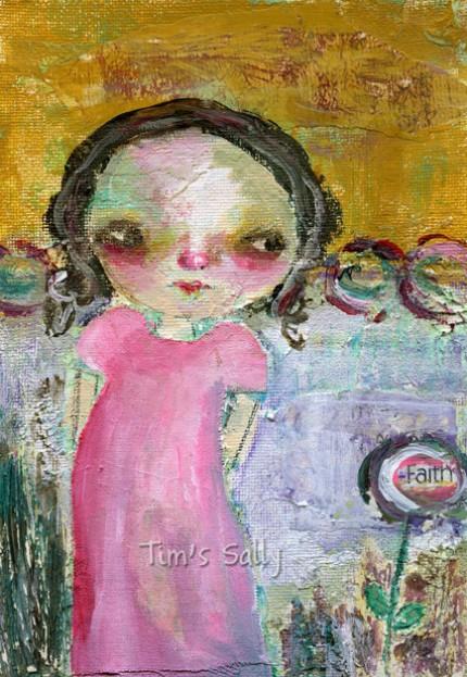 """tims sally - """"Growing Faith"""""""